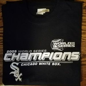 Shirts - 2005 World Series Champions Chicago White Sox Tee